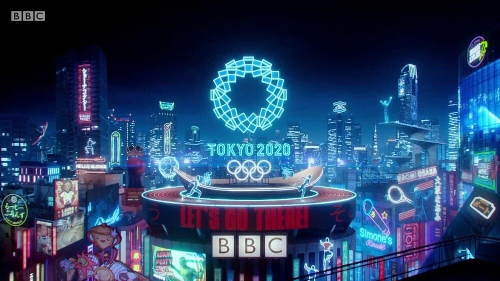 東京 オリンピック 五輪 初音ミク  BBC イギリス ファンタジスタ歌磨呂 川井憲次