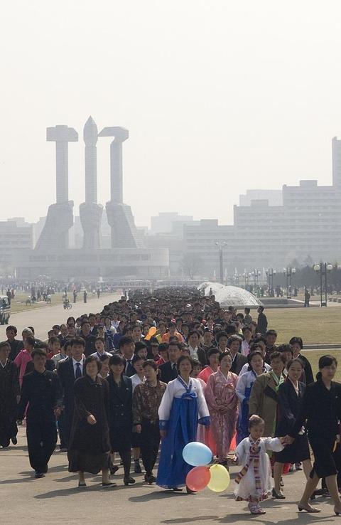 絶対に見てはいけない北朝鮮の実態に関連した画像-10