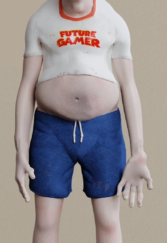 20年後のゲーマーの姿に関連した画像-03