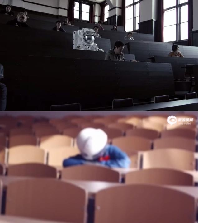 中国の名門大が東大紹介ビデオを丸パクリに関連した画像-08