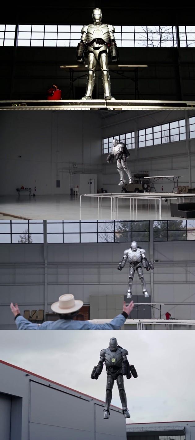 『アイアンマン』のパワードスーツが実現に関連した画像-02