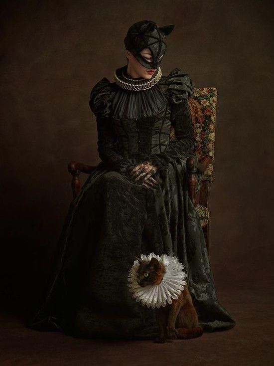 もしもスーパーヒーローたちがルネサンス期(14~16世紀)に実在したら?に関連した画像-05