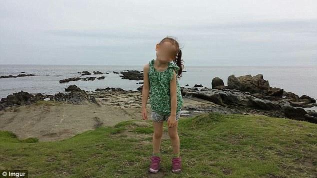 女の子の背後に日本のサムライが写り込むに関連した画像-04