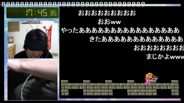 日本人が『スーパーマリオワールド』目隠しプレイで世界新記録に関連した画像-12