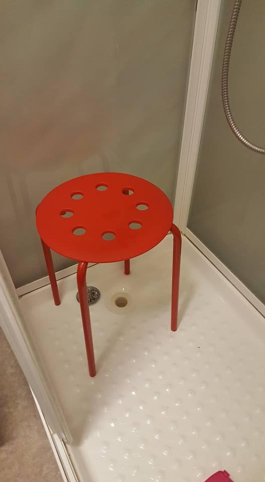 IKEAで購入したスツール「MARIUS」に関連した画像-02