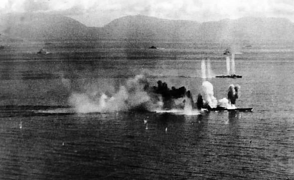 戦艦「武蔵」が発見に関連した画像-05