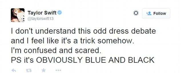 このドレスの色「白と金」に見える?「青と黒」に見える?に関連した画像-03