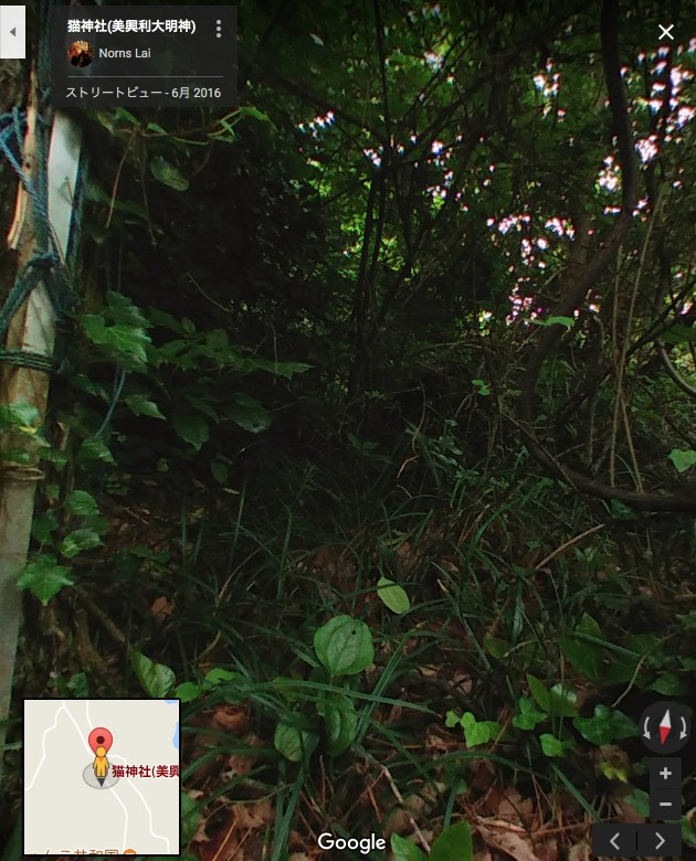猫神社(美興利大明神)に関連した画像-03
