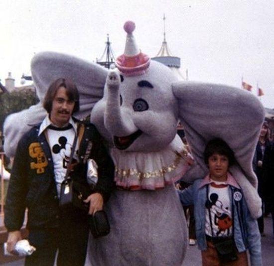 昔のディズニーランドのキャラクターに関連した画像-11