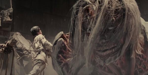 実写映画『進撃の巨人』後編が海外で酷評に関連した画像-03