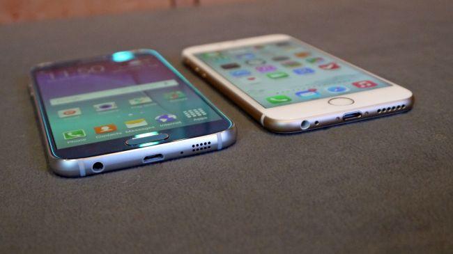 アップル「iPhone 6」とサムスン「Galaxy S6」が酷似に関連した画像-05