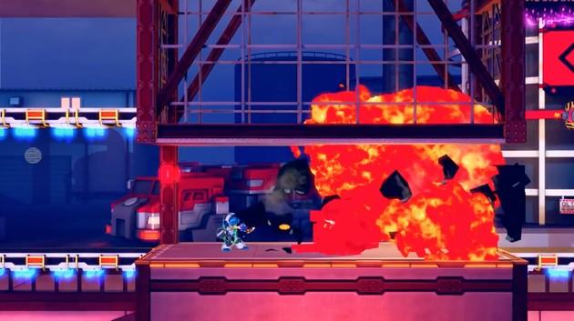 真のロックマン『Mighty No.9』に関連した画像-02