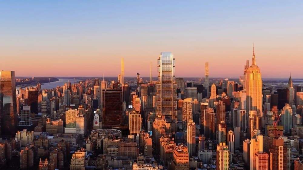 PENN15 アメリカ 摩天楼