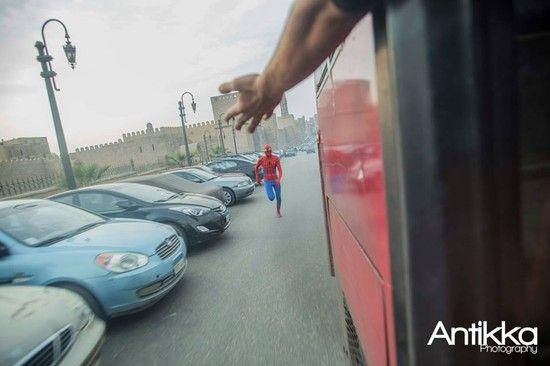 エジプトの「スパイダーマン」に関連した画像-02