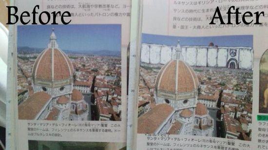 外国人「日本人がまた教科書に落書きしてるぞ」に関連した画像-02