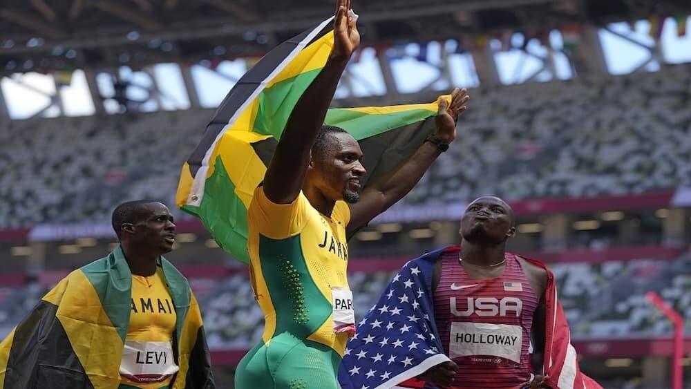 ハンズル・パーチメント ジャマイカ 日本 東京五輪 オリンピック