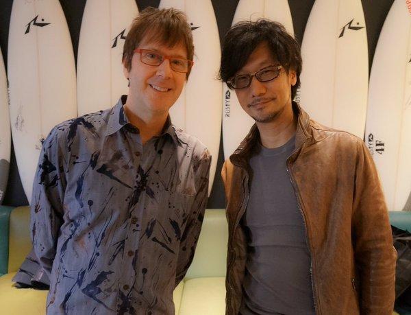 小島秀夫監督がマーク・サーニー氏と最新テクノロジーを探求する10日間の旅に関連した画像-02