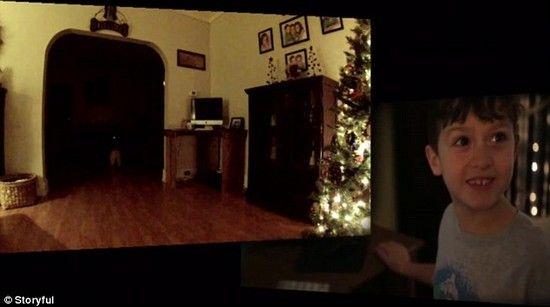 サンタクロースの隠し撮りに成功に関連した画像-01