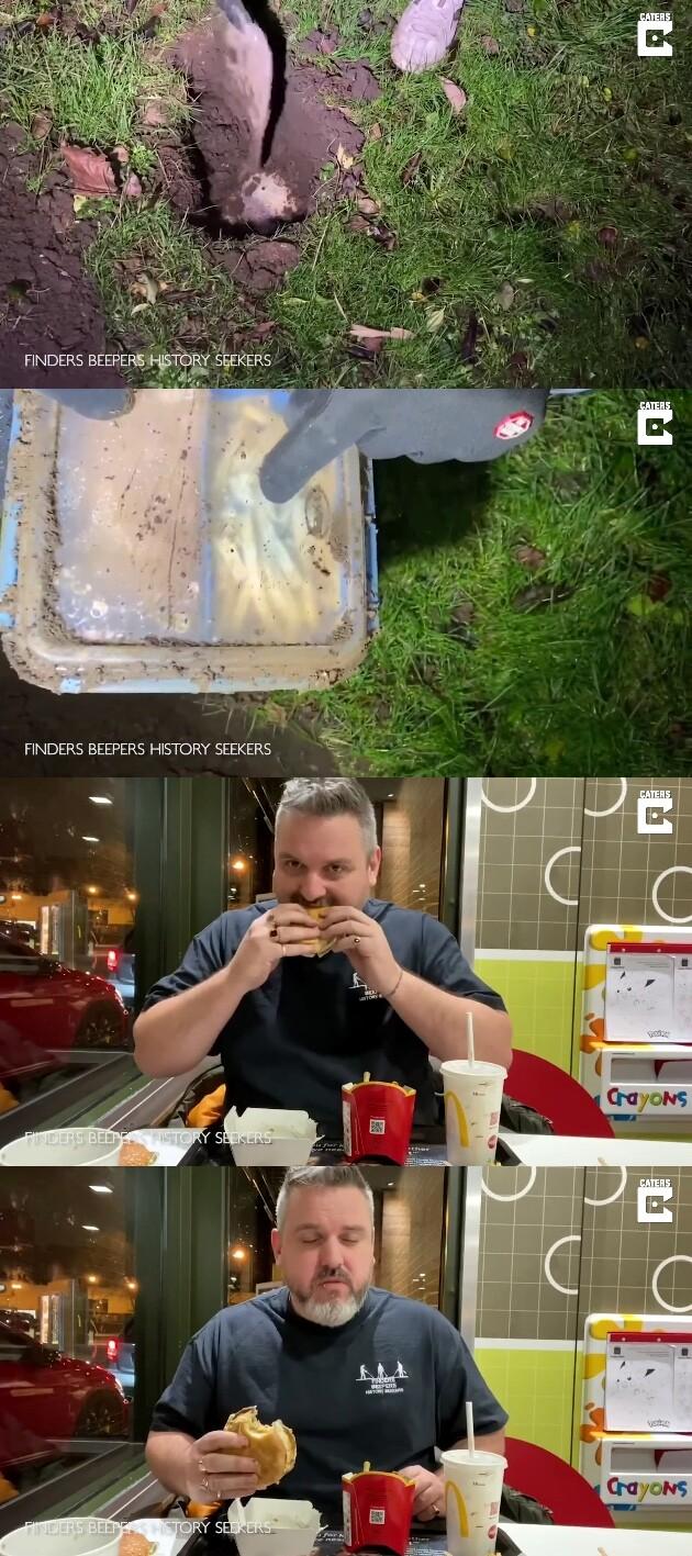 14カ月前に庭に埋めたマクドナルドに関連した画像-02
