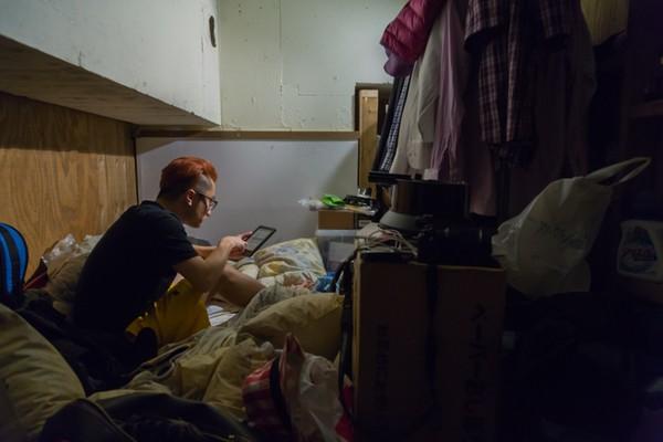 東京に実在する「極狭ホテル」に関連した画像-09