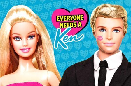 バービー人形のケンに憧れた外国人に関連した画像-01