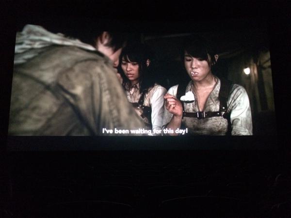 実写映画『進撃の巨人』の字幕が固まるに関連した画像-09