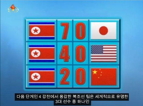 北朝鮮代表チームが決勝トーナメント進出に関連した画像-02