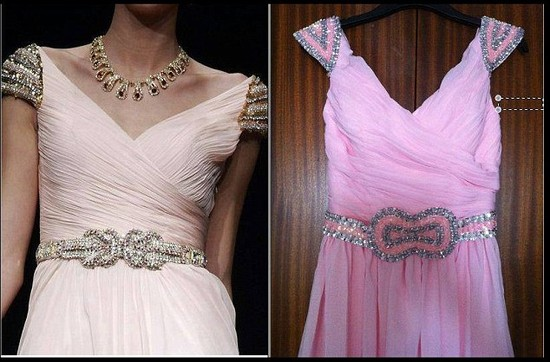 安物ウェディングドレスに関連した画像-06
