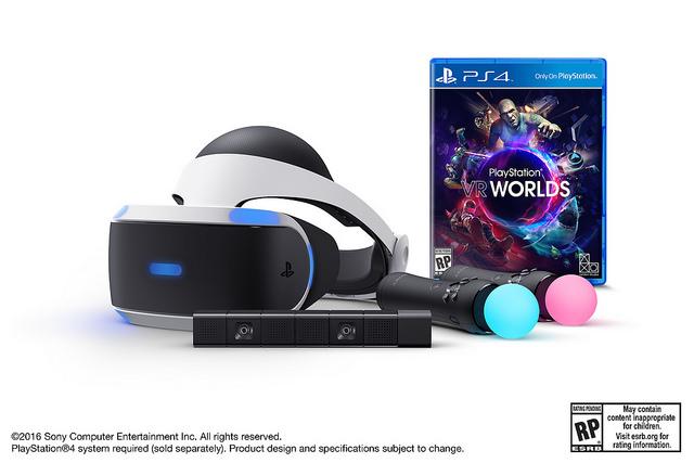 PlayStation VR Launch Bundleに関連した画像-02
