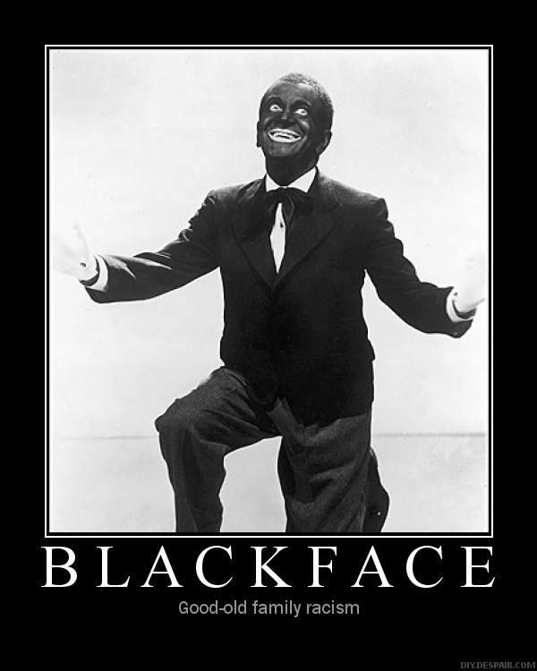 """さかなクンの""""黒塗りメイク""""は人種差別に関連した画像-07"""