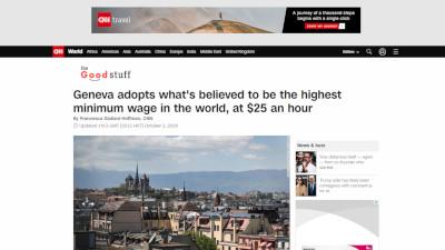 スイス ジュネーブ州 最低賃金に関連した画像-02