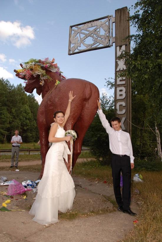 ロシアの結婚写真に関連した画像-21