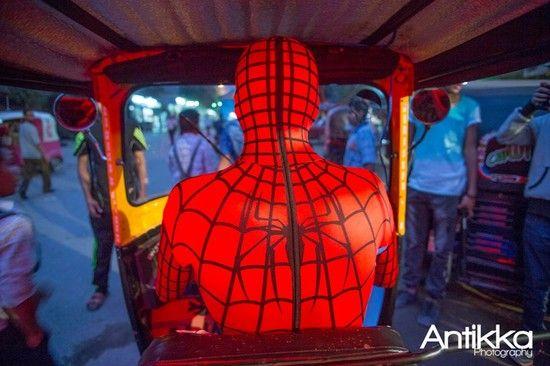 エジプトの「スパイダーマン」に関連した画像-12