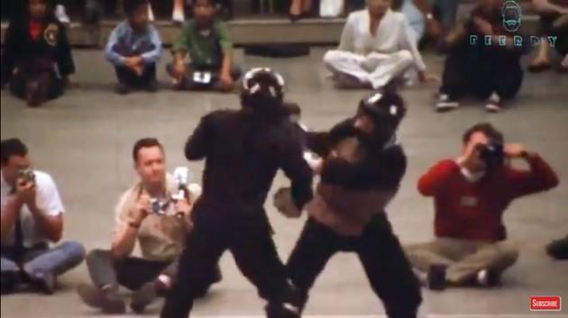 ブルース・リーの闘う世界で唯一現存する映像に関連した画像-04