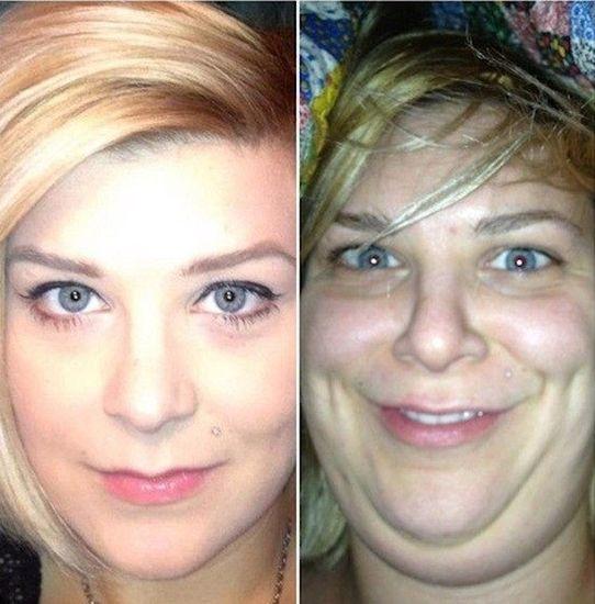 海外の麗しき美女たちによる「変顔」に関連した画像-10