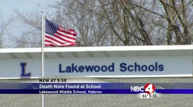 校舎に「デスノート」を落とした女子中学生に関連した画像-02