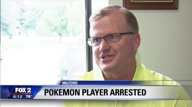 指名手配犯、『ポケモンGO』プレイ中にうっかり警察署へ立ち寄り逮捕に関連した画像-02