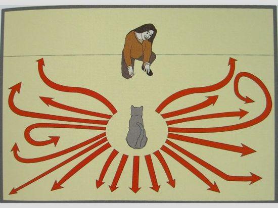 ネコをずっと触っているとストレスを与えてしまに関連した画像-04