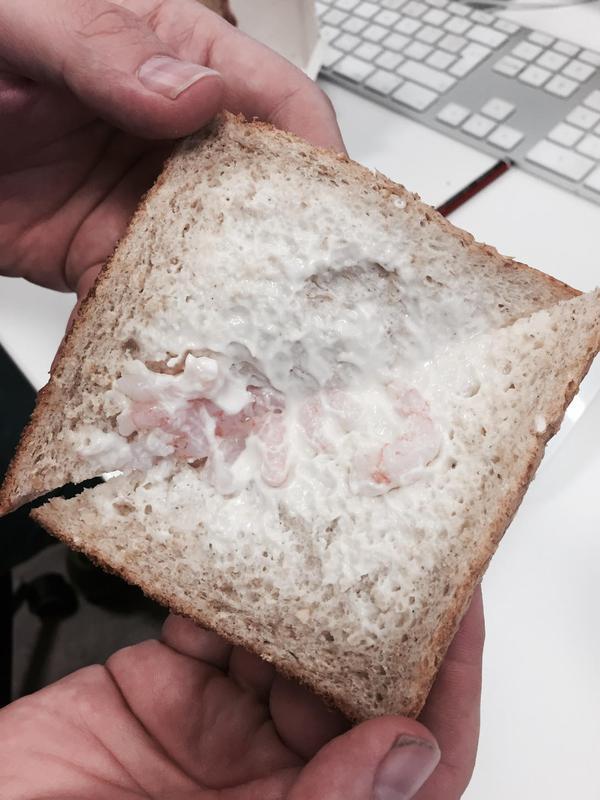 イギリスのサンドイッチがお粗末すぎるに関連した画像-07