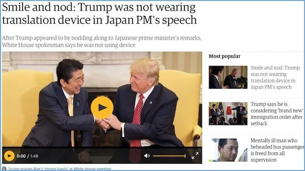 日米首脳共同記者会見に関連した画像-03
