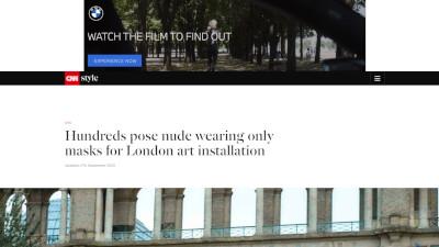 イギリス 集団ヌード 芸術に関連した画像-02