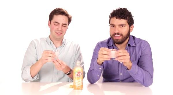 アメリカ人が日本の炭酸飲料を試飲してみたに関連した画像-04