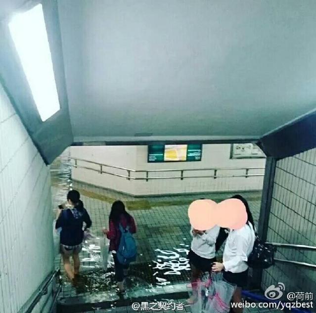 水没した浜松市の地下通路が清潔に関連した画像-04