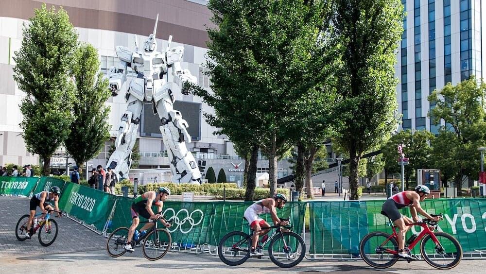 ガンダム トランスフォーマー BBC 東京五輪 オリンピック ユニコーン