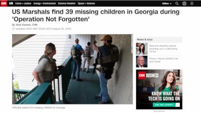 アメリカ 子供 行方不明に関連した画像-02
