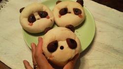 パンダのパンだ!
