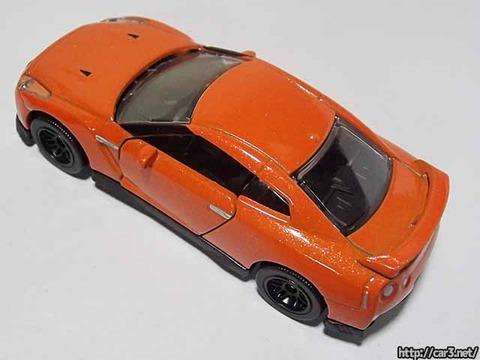 マジョレットミニカー日産GT-R_R35_07