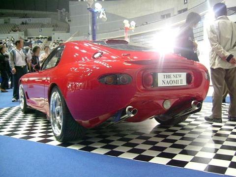 2005東京モーターショーNAOMIⅡオオノカークラフト3