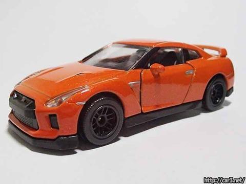 マジョレットミニカー日産GT-R_R35_02