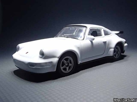WELLY_ポルシェ911ターボ964_01